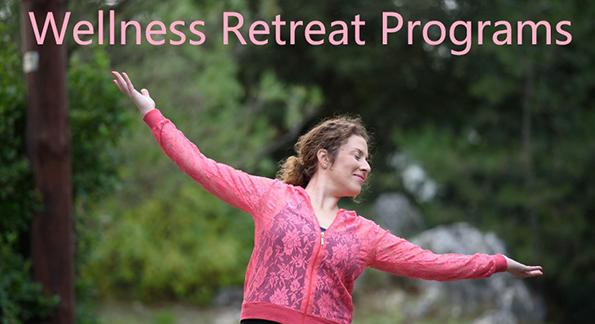 ThetaHealing Group Therapy yoga φύση